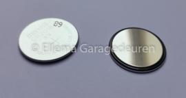 Batterij 2 stuks voor handzender Novotron 502