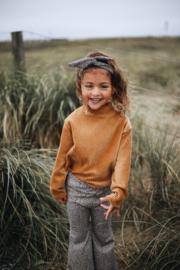 Junior haarband met koperdraad
