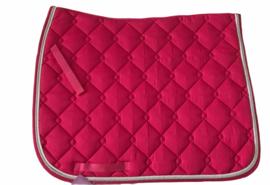 Nieuw, fuchsia roze dekje extra Full van QHP (Toledo)
