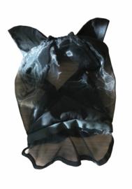 Vliegenmasker maat Pony met oren. Van QHP.