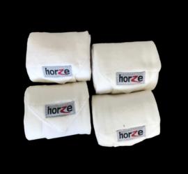 Bandageset wit van Horze.