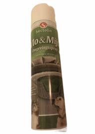 Vlo- en mijt omgevingsspray. 400 ml. Van Sectolin.