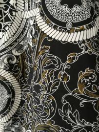 Blouse/overhemd. Balinese L  wijdte 102 cm Mouwlengte 65 cm. Zacht katoen.