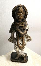 Fluit spelende Shiva.