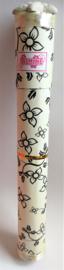 Grote geschenkkoker van 26 cm gevuld met 12 handgemaakte Jasmine wierookstokjes inclusief houdertje.