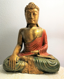 Verlichte (bewustzijnsstaat)  Balinese Boeddha.