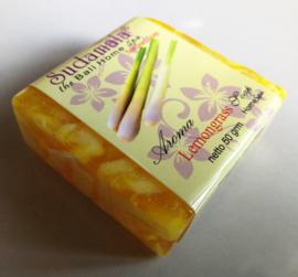 Lemon grass Bali Home spa zeepje 50 gram. Max 1 product per bestelling.