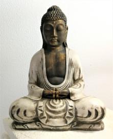 Grote mediterende  Balinese Boeddha.
