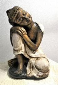 Sereen rustende  Balinese boeddha.