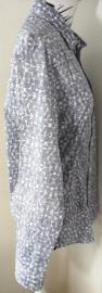 Blouse/overhemd. Balinese L  wijdte 102 cm Mouwlengte 65,5 cm. Schouderbreedte 45 cm. 100% Zacht katoen.
