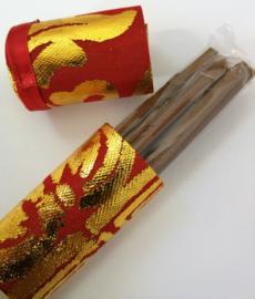 Koker van Harum Bali met 10  Vanille incense sticks.  Max 1 product per bestelling.