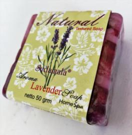 Lavendel Bali Home spa zeepje 50 gram.