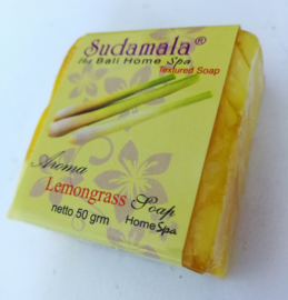 Lemon grass Bali Home spa zeepje 50 gram.