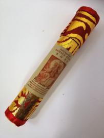 Koker van Harum Bali met 10  Rose incense sticks. Kleuren kokers kunnen varieren.