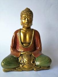 Mediterende  Balinese boeddha.