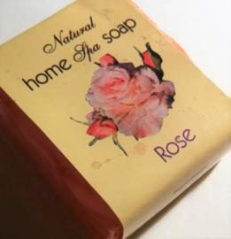 Rose Home spa zeepje 50 gram. Max 1 product per bestelling.