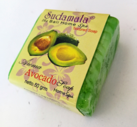 Sudamala Avocado Home spa zeepje 50 gram.