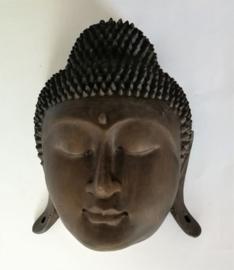 Balinees boeddha masker.
