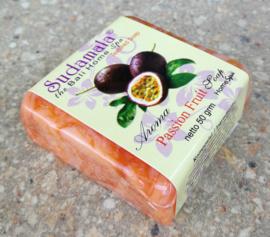 Sudamala Passion Fruit Home spa zeepje 50 gram. Max 1 product per bestelling.