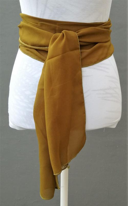 Kebaya sjerp (selendang) mos 2.40x 28 cm