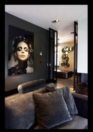 AluArt Kunstwerk - Beauty Queen