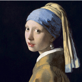 AluArt - Girl Pearl Earring 120x120