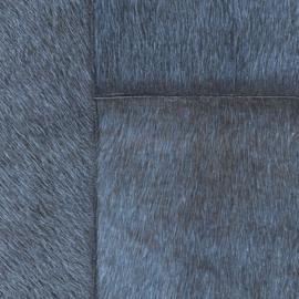 Exclusief vacht behang - blauw APL817