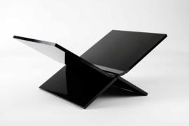 Luxury Boekenstandaard zwart