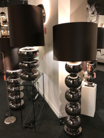 Stout vloerlamp Milano (5) bollen