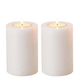 EICHHOLTZ Kaarsen Artificial Candle M (set 2 stuks)