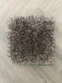Luxe velours vloerkleed - Mix Sand (L16)