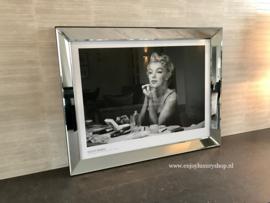 Spiegellijst Marilyn Monroe Backstage
