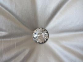 Claudi sierkussen Dafne Swarovski - Grey (45x45)