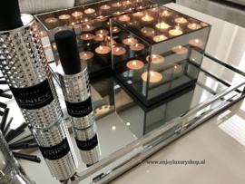 Waxinelichthouders 4-lichts