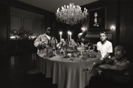 AluArt Kunstwerk - Rappers Reunion