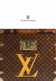 LOUIS VUITTON koffietafelboek The spirit of Travel