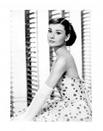Spiegellijst Audrey Hepburn (4) Sabrina