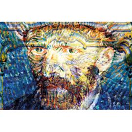 AluArt Kunstwerk - van Gogh