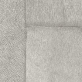 Exclusief vacht behang - grijs  APL804