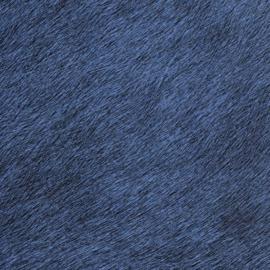 Exclusief vacht behang - blauw MV543