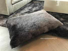 Lounge kussens Warm Grey (60x80cm)