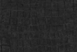 Luxe croco behang