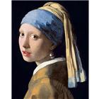 AluArt - Girl Pearl Earring 100x120