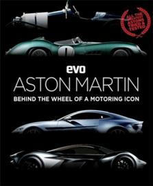 ASTON MARTIN Luxe Designers tafelboek