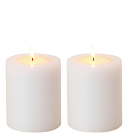 EICHHOLTZ Kaarsen Artificial Candle S (set 2 stuks)