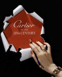 "CARTIER ""IN THE 20th CENTURY "" koffietafelboek"