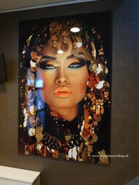 AluArt Kunstwerk - Arabian Princess