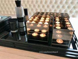 Waxinelichthouders 5-lichts