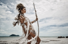 AluArt - Wild Boho Woman 120x180