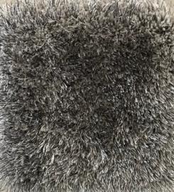 Luxe velours vloerkleed - Mix Grey (L22)